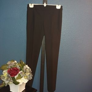 Theory Black Wool Pants 00.    X09